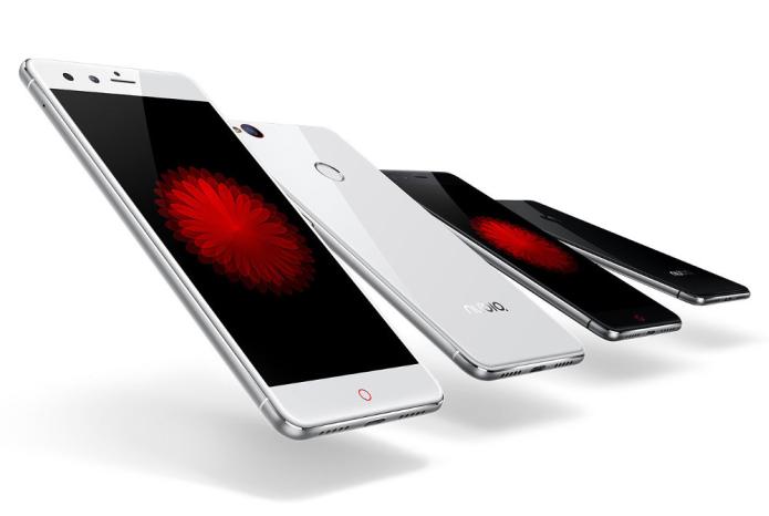 Nubia Z11 Mini – latest smartphone of ZTE with back fingerprint ID, 64GB ROM