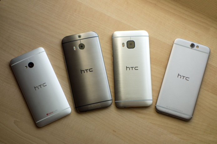 HTC One M7 vs M8 vs M9 vs HTC 10 : How HTC flagships developed