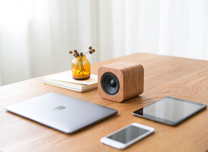 Sugr Cube wireless speaker review : Innovative features, beautiful design, great sound