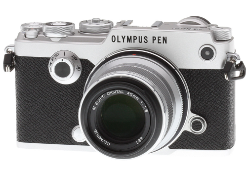 Olympus PEN-F Full Review