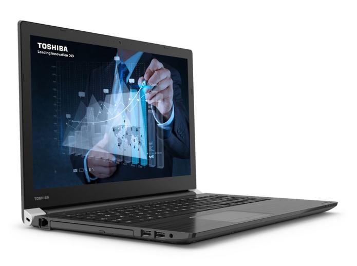Toshiba Tecra A50 Laptop Review