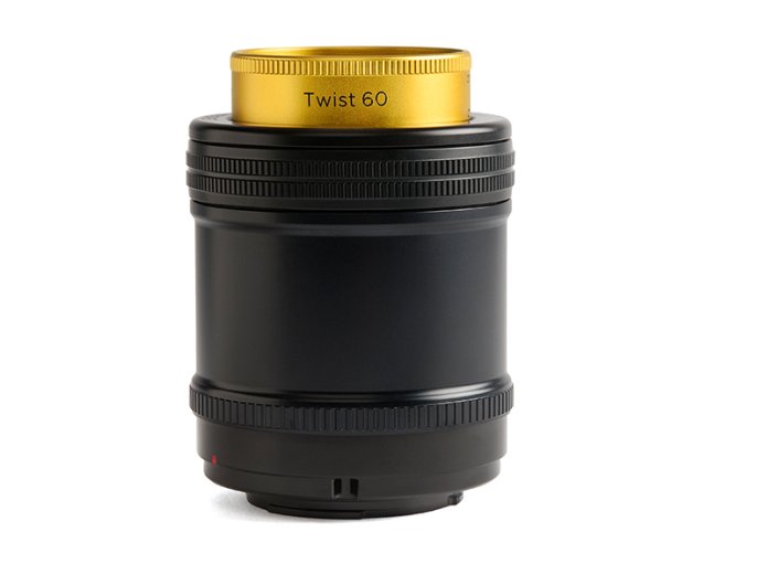 Lensbaby Twist 60 review : Lensbaby's terrific new twist on background blur