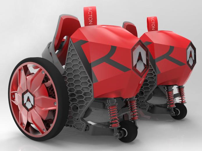 Motorized Roller Skates That Make 12 MPH Feel Absolutely Terrifying