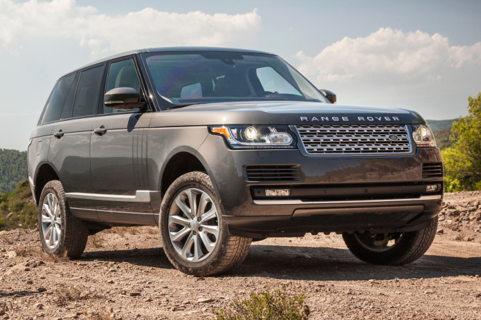 2016 Range Rover Td6 Review : Land Rover's Daily Driver Goes Diesel