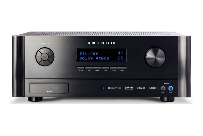 Anthem MRX 1120 11.2 Channel AV Receiver Review