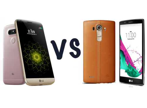LG G5 vs G4 : What's new in LG's flagship phone?
