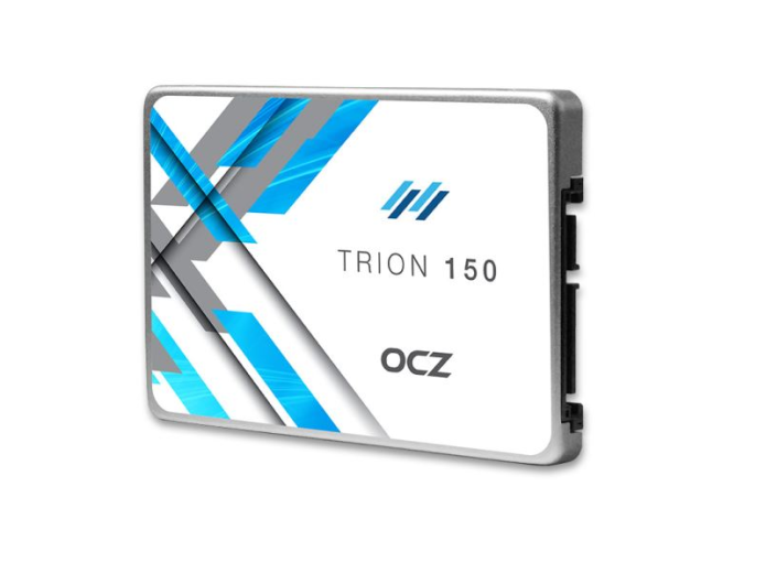 The OCZ Trion 150 SSD Review