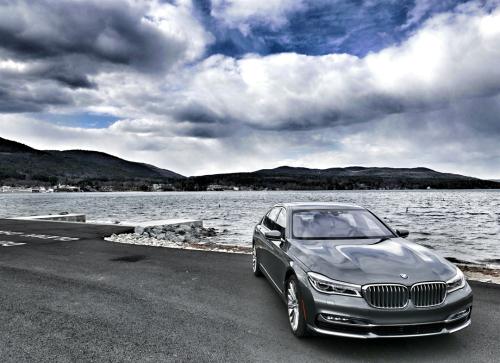 2016 BMW 750i xDrive Review