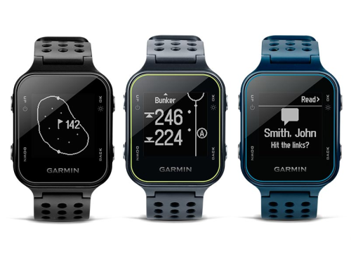 Garmin Approach S20 review : Everyday golf watch covers all basics, but doesn't quite make par