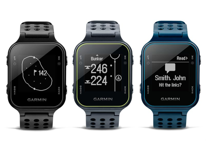 Garmin Approach S20 review Everyday golf watch covers all basics, but doesn't quite make par