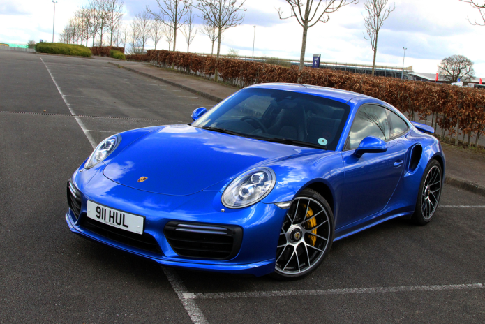Porsche 911 Turbo S (2017) first drive review : Ready to launch