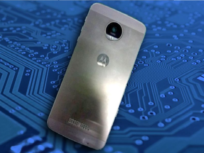 Alleged new Moto X leaked with front fingerprint button