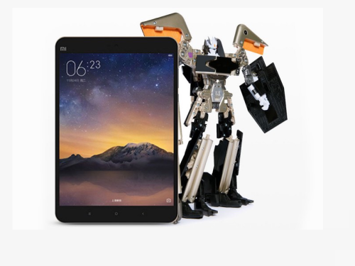 Xiaomi launched their own Transformer Mi Pad