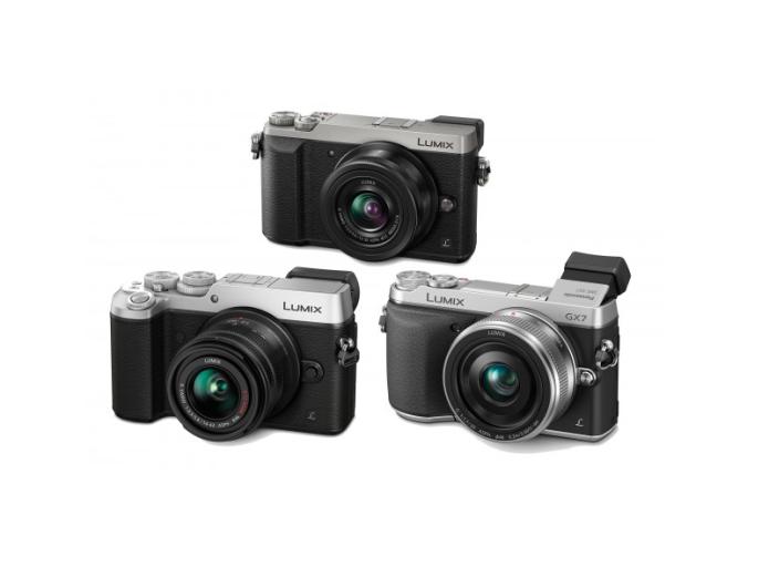 Camera Comparisons : Panasonic GX80 vs Panasonic GX8 vs Panasonic GX7