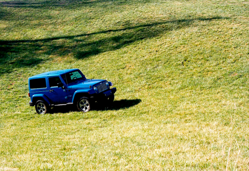 Review : Escaping the Urban Jungle in a 2016 Jeep Wrangler Sahara