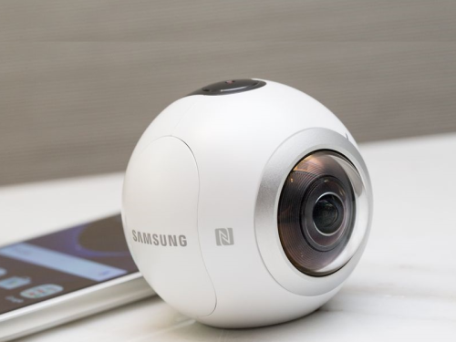 Samsung Gear 360 is a 'VR' camera that will cover your life from any angle