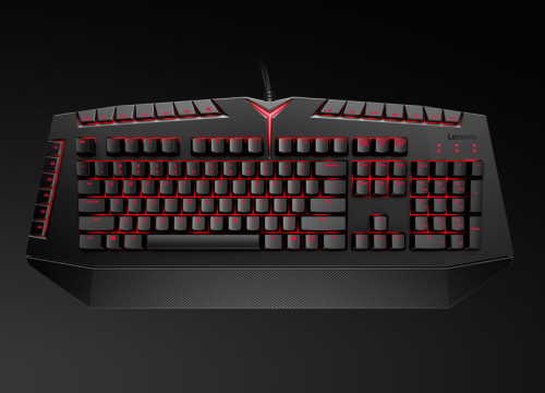 Lenovo Y Mechanical Gaming Keyboard Review — Big and Not Very Bold