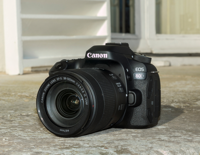 Canon EOS 80D review : The mid-range master