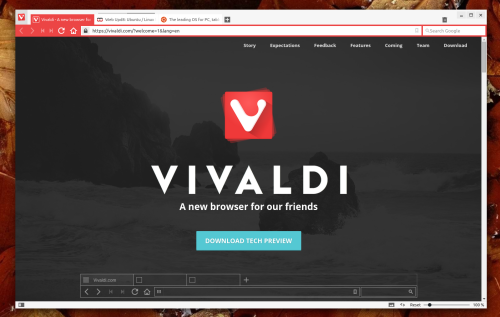 Vivaldi Browser Hands-on Review : Powerful Chrome Alternative