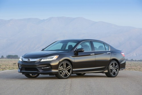 Buy This, Not That: Honda Accord Touring vs. Acura TLX