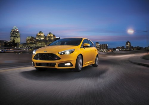 Quick Drive: 2016 Ford Focus ST: The Sensible Sports Car