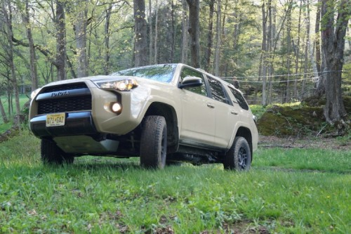 2016 Toyota 4Runner TRD-Pro Review: The FJ40 of the 21st Century