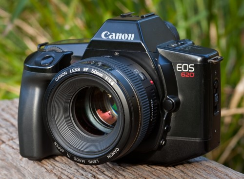 Canon EOS 620 – New in 2016