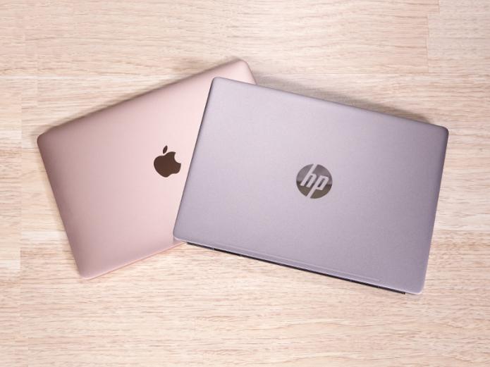 Apple MacBook vs. HP EliteBook Folio : Face-Off