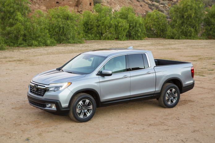 2017 Honda Ridgeline first drive review – Not your typical truck