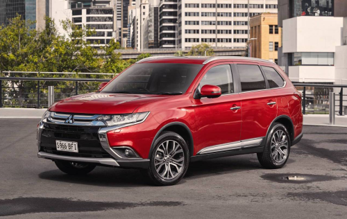 2016 Mitsubishi Outlander Exceed Review