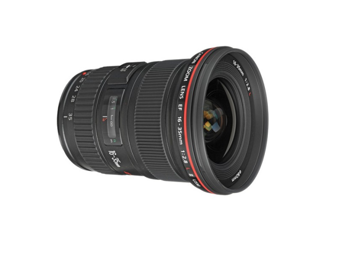 Canon EF 16-35mm f/2.8L III lens scheduled for Photokina 2016