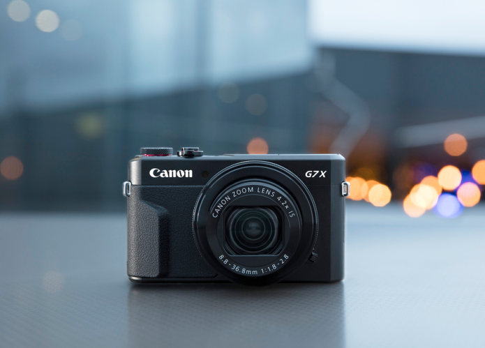 Canon Powershot G7 X Mark II Review