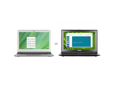 Chromebooks vs. Windows 10 Laptops : What Should You Buy?