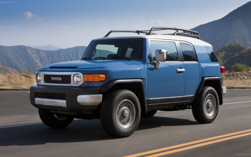 Toyota Confirms FJ Cruiser Production Ends This August
