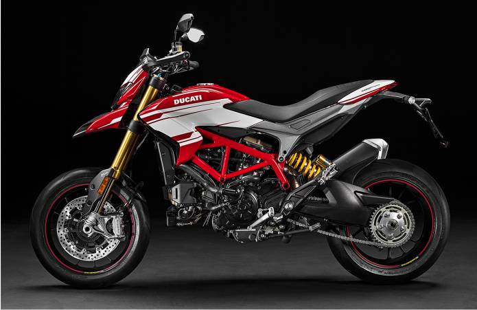 2016 Ducati Hypermotard 939 First Look Review