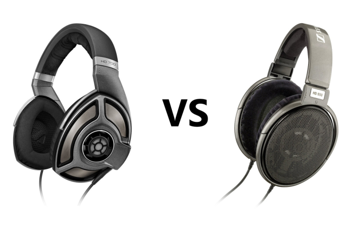 Sennheiser HD650 vs HD700 Comparison Review
