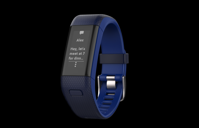 Hands-on with Garmin's new Vivosmart HR+ (now with GPS)