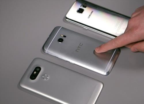 Camera Shootout : HTC 10 vs. LG G5 vs. Samsung Galaxy S7