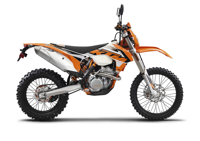 First Ride Review : 2016 KTM 350 EXC-F Dual-Sport Motorcycle