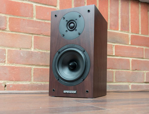 Spendor S3/5R2 Standmount Speaker Review