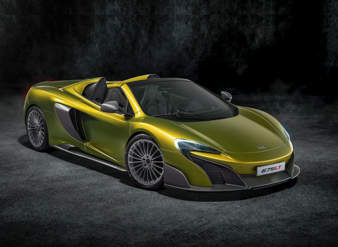 McLaren 675LT Spider First Drive Review