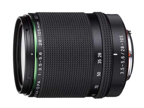 HD Pentax-D FA 28-105mm f/3.5-5.6 ED DC WR Lens Review