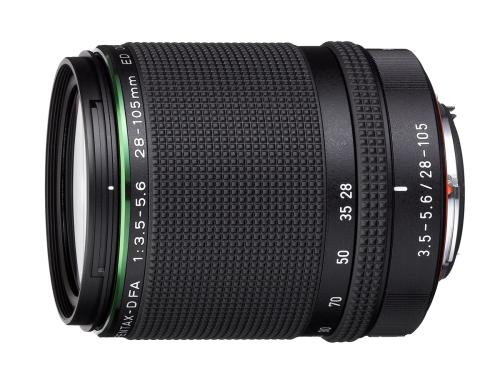 HD Pentax-D FA 28-105mm f/3.5-5.6 ED DC WR Lens Review