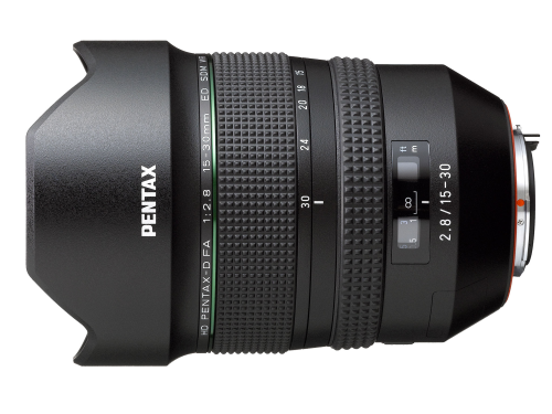Pentax FA 15-30mm f/2.8 ED SDM WR Review