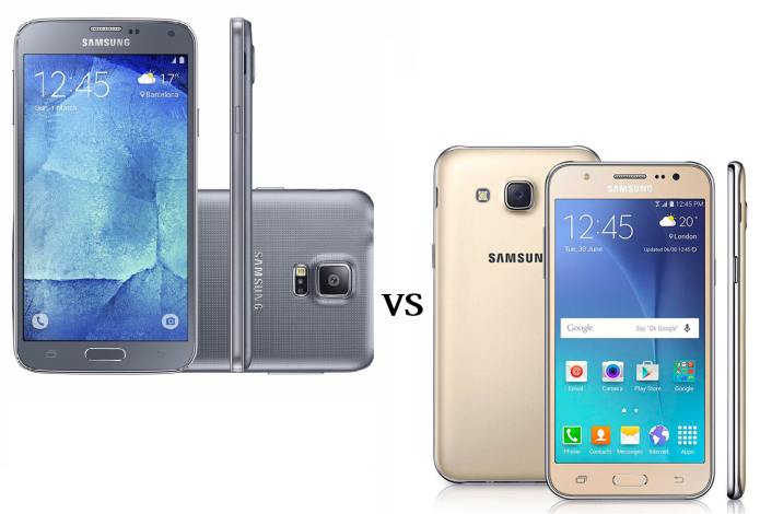 Samsung Galaxy S5 Neo vs Galaxy J5 - what's the difference?