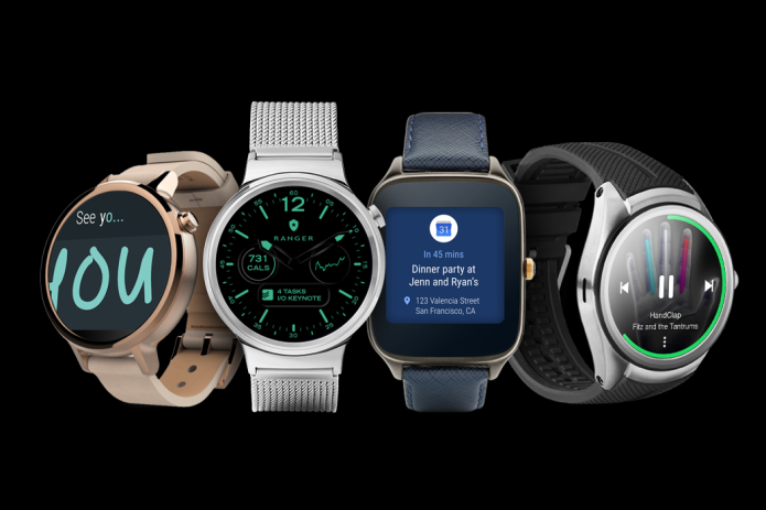 Hands-on Review : Android Wear 2.0 --- First look at the upcoming OS overhaul