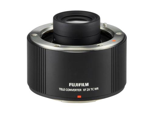 Fujifilm announces the FUJINON XF2X TC WR Teleconverter