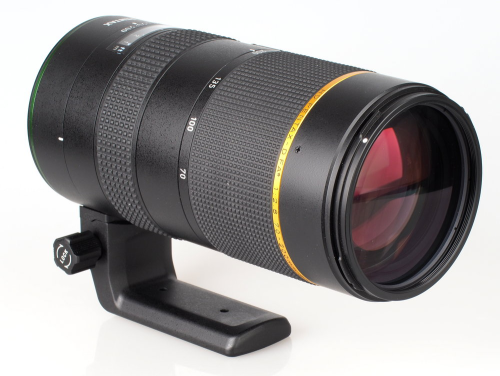 Pentax HD PENTAX-D FA* 70-200mm f/2.8 ED DC AW Review