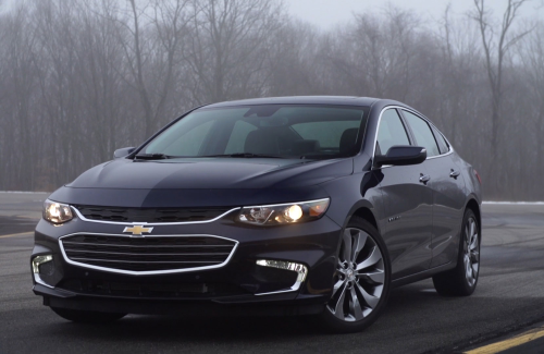 2016 Chevrolet Malibu Review : Better in Every Measurable Way