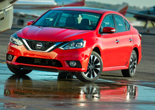 2016 Nissan Sentra SR Review : A Capable Car With Sporty Aspirations